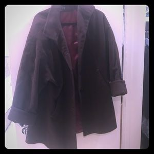 Searle Blatt Studio Brown super warm jacket
